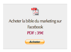 Bible Marketing sur Facebook
