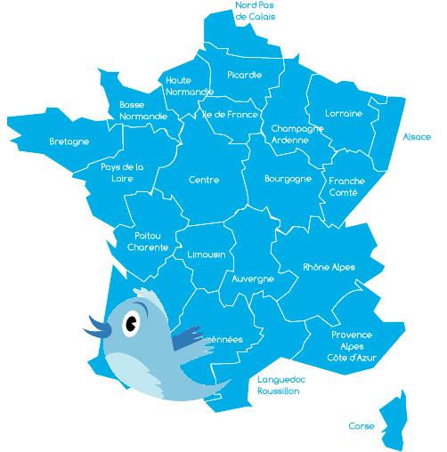 Le Tour de France de Twitter : Christophe Blazquez de Pau   Camille Jourdain