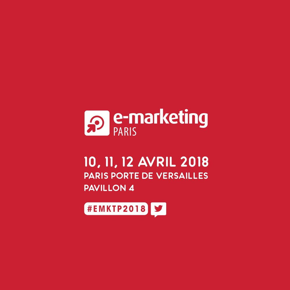 Social media marketing d influence et chatbots e - Salon emarketing paris ...