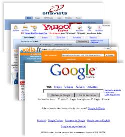 Référencement moteurs de recherche