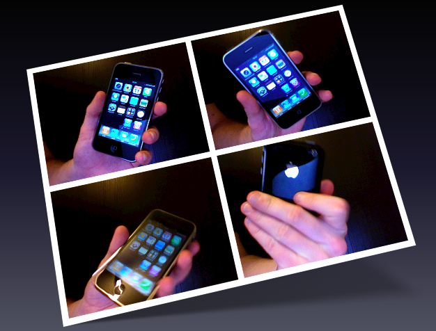 iPhone 3G photo