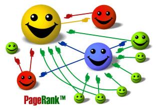 Image référencement Pagerank