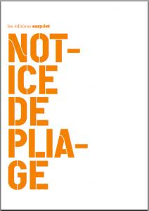 Notice-pliage-edition-easyjet