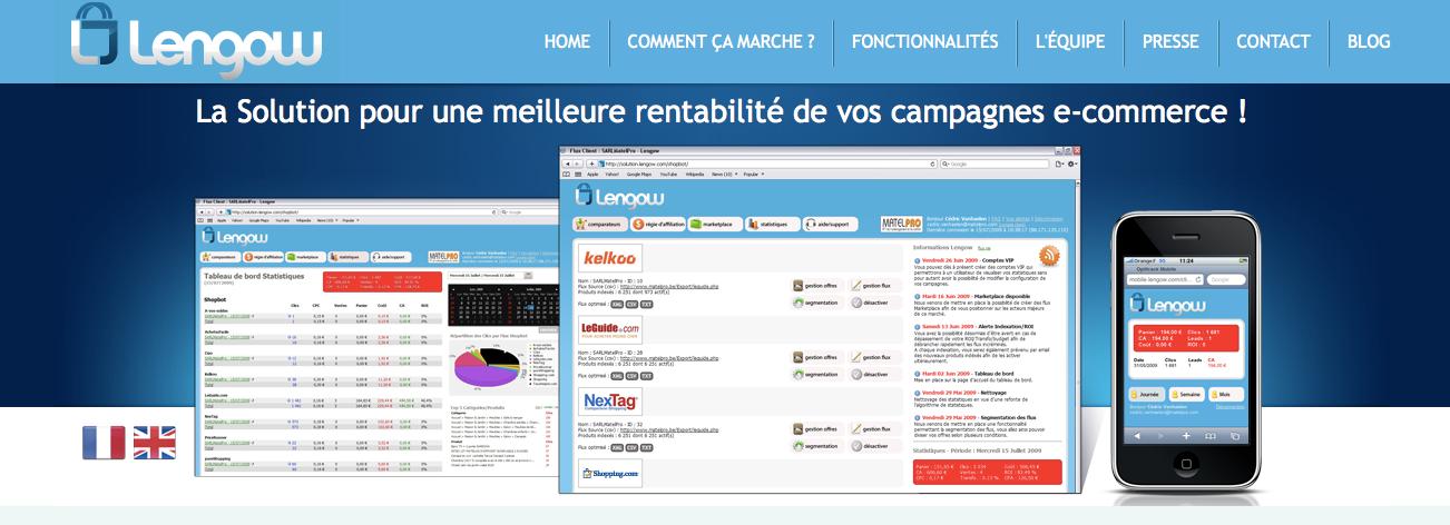 lengow-screenshot